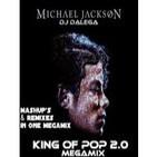 Dj Dalega - Michael Jackson - King Of Pop 2.0 Megamix