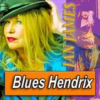 JAN JAMES · by Blues Hendrix