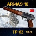 AR-10#05 TP-82 Un arma en órbita