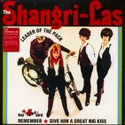 VERSUS: Leader of the pack (The Shangri-Las) vs. Presenting the fabulous Ronettes featuring Veronica (The Ronettes)