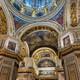 Las catedrales de San Isaak y Kazán en San Petersburgo