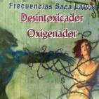 Frecuencia saca larvas - desintoxicador y oxigenador