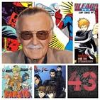Episodio 43 - Stan Lee y mucho manga