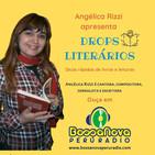 Drops Literários com Angélica Rizzi apresentando Cecilia Meireles