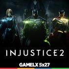 GAMELX 5x27 - Injustice 2, Prey, Farpoint, Tekken 7 y RiME