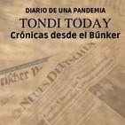 """TONDI TODAY: Diario de una pandemia. 19 """"Jóse Pérez (El Inmortal) desde Melilla""""."""
