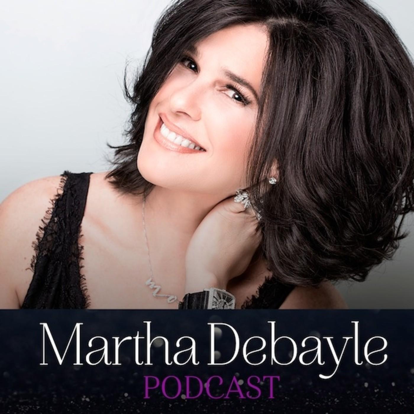 Martha Debayle en W viernes 16 de junio de 2017