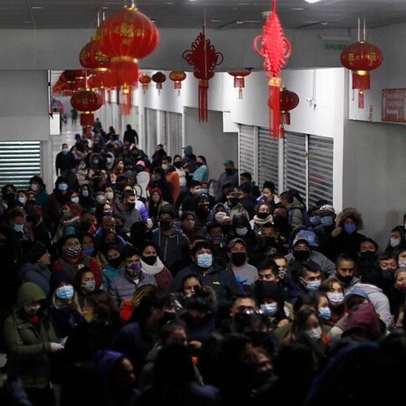 El Gobierno es un mall chino
