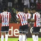 Juego flojo del Atlético Junior; ¡La noticia es que por fin ganó!