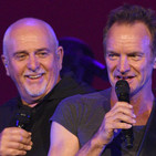 Ecos del progresivo 40 - Peter Gabriel & Sting Live 02-07-2016