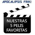 Apocalipsis Friki 079 - Nuestras 5 pelis favoritas / Death Note