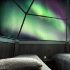 Viajes de invierno: Auroras Boreales & Papa Noël