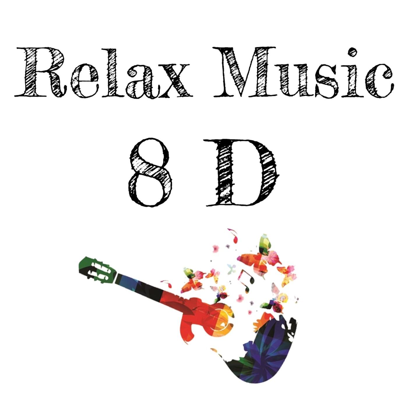 Musica y sonidos relajantes de un jardín natural 8D para dormir profundamente