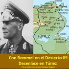 NdG #82 Con Rommel en el Desierto 09, Desenlace en Túnez