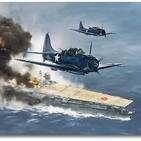 CBP#CROSSOVER Guerra Aeronaval de la 2GM con Antena Historia