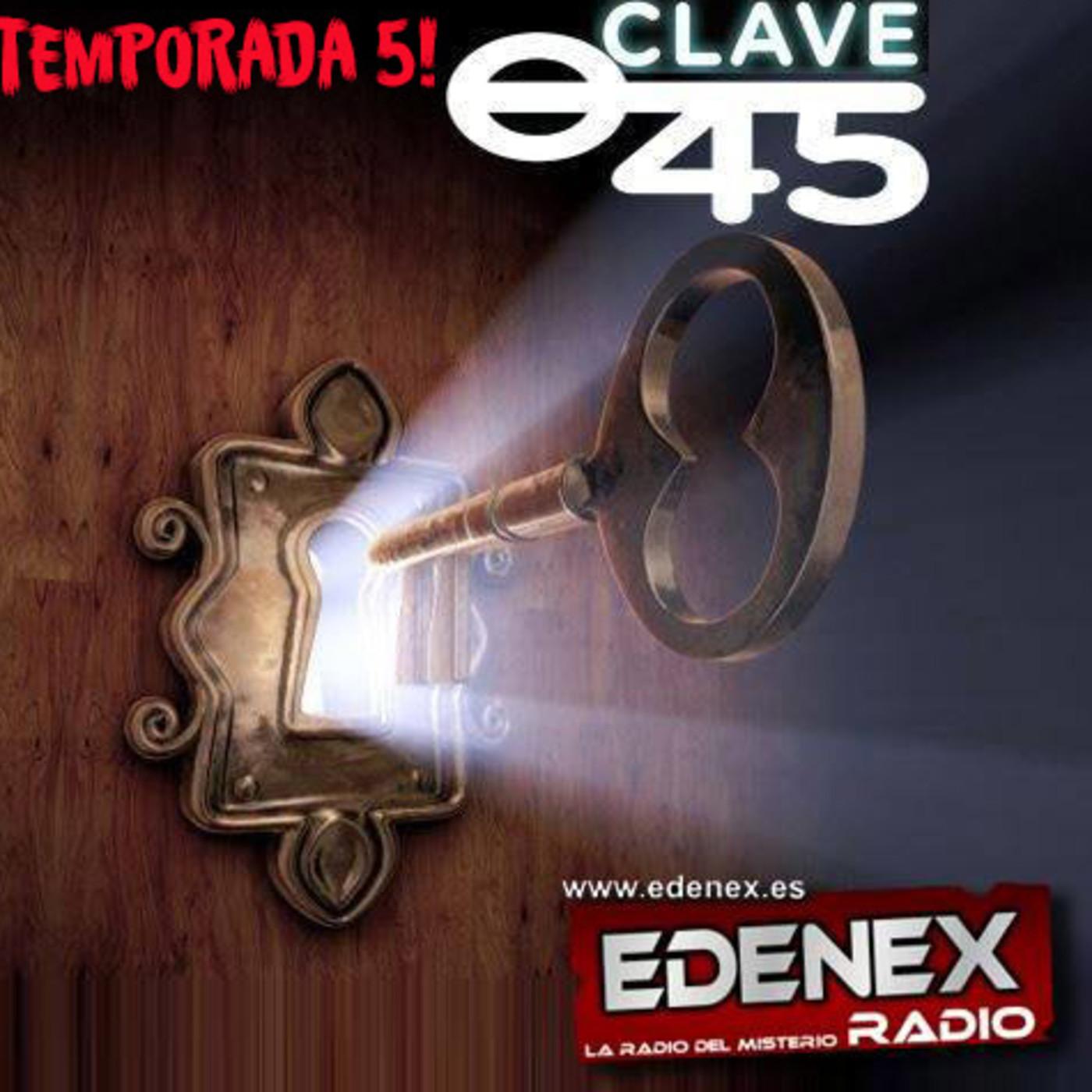 """Clave 45. T5. Ep 165 Con Miguel Angel Ruiz. La """"conspiracion"""" para derrocar a Trump"""