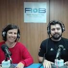 Que B l'estiu!!! Blanes fa ciencia. Ràdio Blanes. Amb Luis Francisco Ruiz-Orejón i Gemma Agell (CEAB-CSIC)