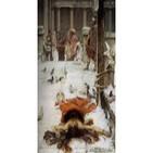 11 de diciembre 2.011: Exposiciones Pushkin y Delacroix, Eulalia de Mérida y mucho más