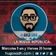@HugoSadh #LaEditorialenRadio NR 6 Dic 17