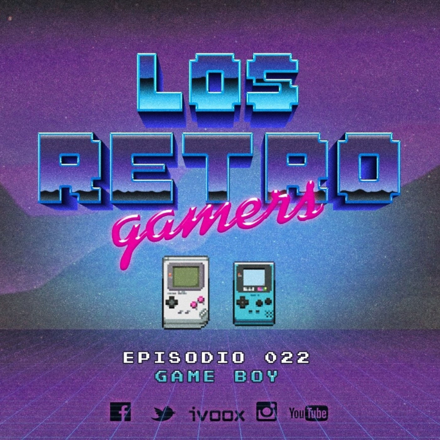 Los Retro Gamers T2 Episodio 022 - Consolas Portátiles cap. 1 Game Boy