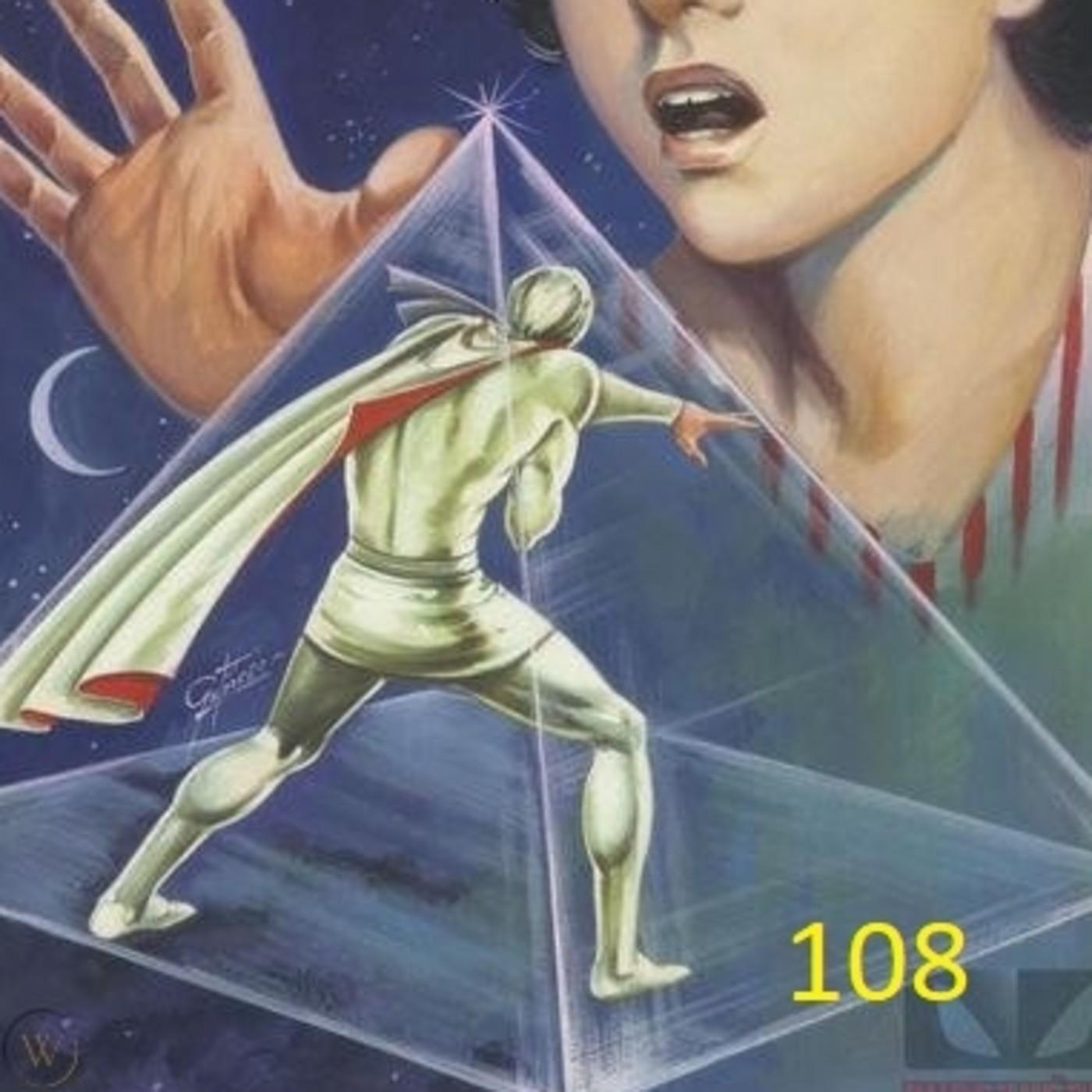 30x108 Muerte en la cuarta dimensión Kaliman