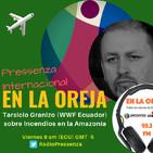 """Tarsicio Granizo: """"Para salvar la Amazonía se necesitan un acuerdo regional y movilización social"""""""
