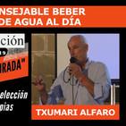 Txumari Alfaro, NO ES ACONSEJABLE BEBER 2 LITROS DE AGUA AL DÍA ( I Congreso Salud Censurada )