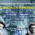Ana Villaescusa las mujeres en la Ciencia