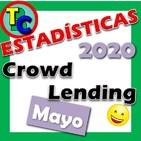 ESTADÍSTICAS CROWDLENDING - Oleada Mayo 2020