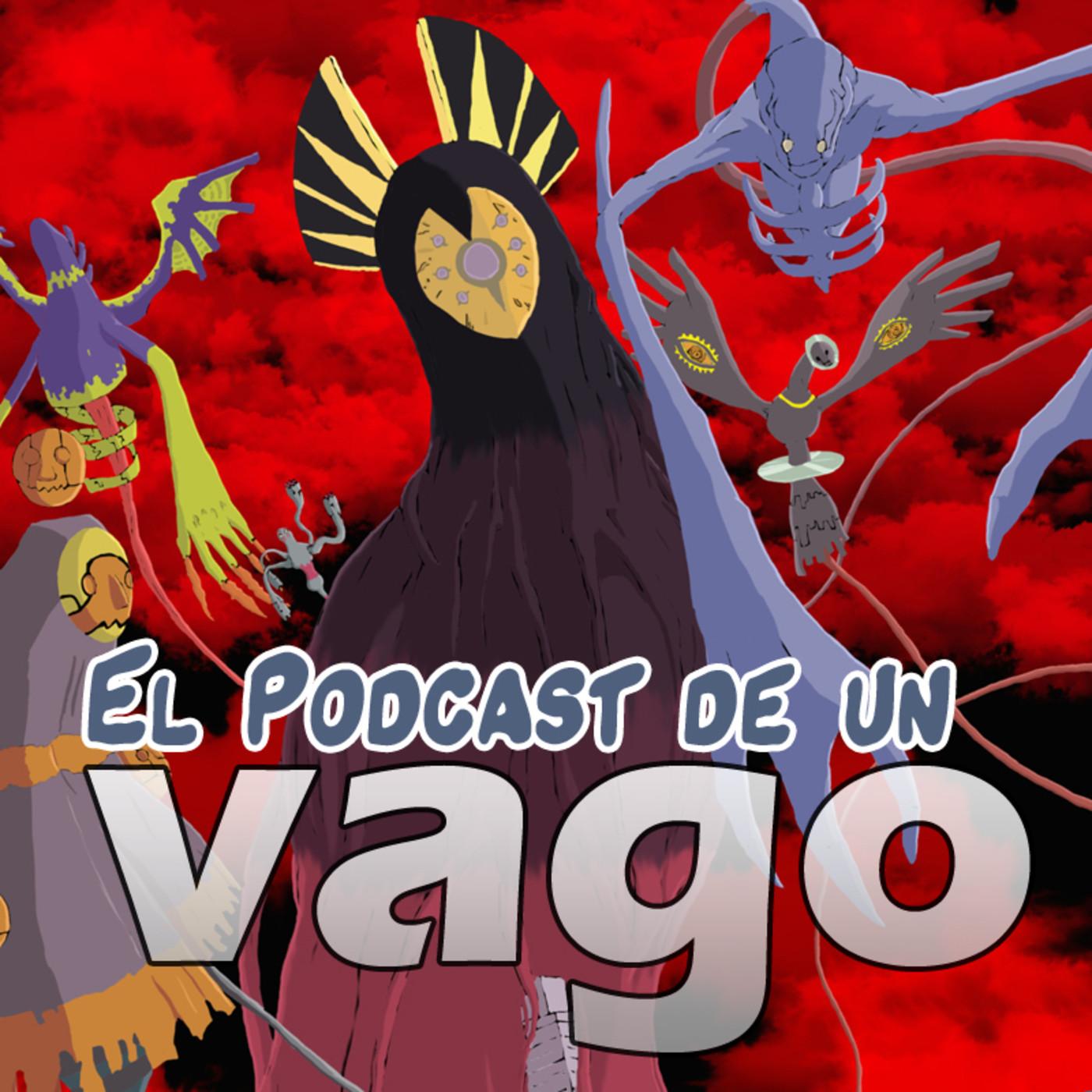 VagoPodcast #88: Sobre Virus y Viruses el D-Reaper
