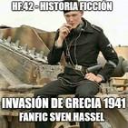 HF.42 – Invasión de Grecia 1941 – Sven Hassel