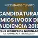 Nominados a los Premios Ivoox 2019