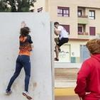 La popularitat del Parkour creix a Picassent