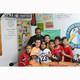 30-04-19 Entrevista al entrenador y jugadores de fútbol del Parque del Sureste categoría Benjamín