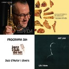 Programa 384: Lorenzo Azcona, Cuarteto Fuerte i Ant Law