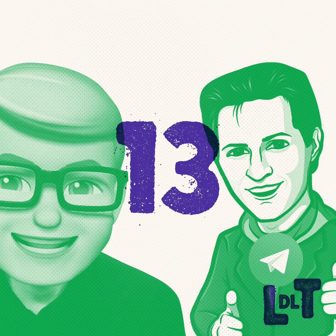 LDLT 13 - WWDC 2018: más soso que un yogur de agua