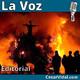 Editorial: El silencio ante la persecución - 13/06/19