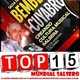 TOP 15 MUNDIAL SALSERO, EMISIÓN # 26 semana del 4, al 11 de Octubre, de 2019. #Top15MundialSalsero