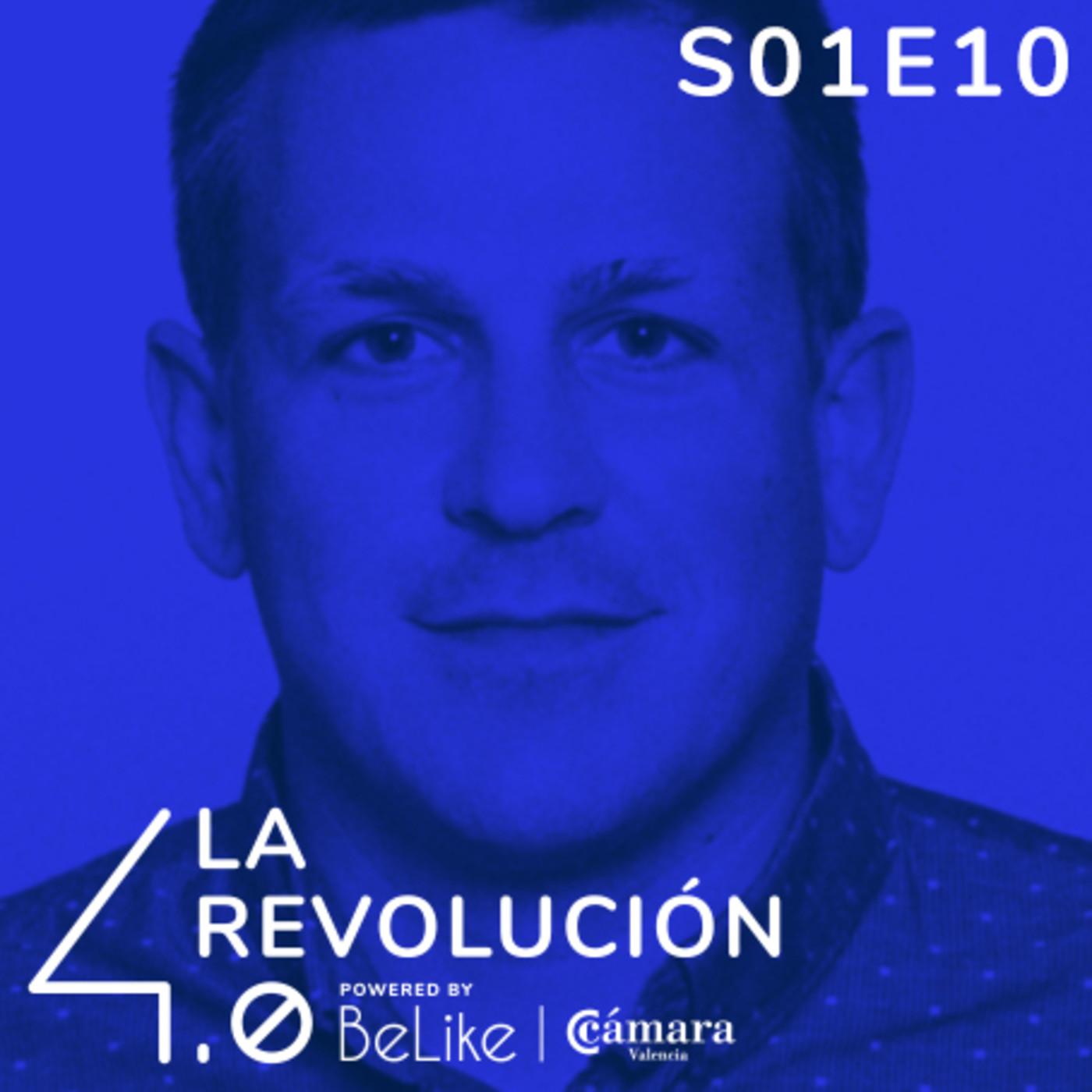 Episodio 11: El Tsunami digital e Internet de las Cosas con Miguel Ángel Royo, CIO de Grupo Gimeno