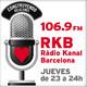 56º Emisión Hablando de Conflictos de Pareja con Antoni Bolinches 20/10/16