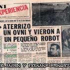 La Puerta Al Universo - El Robot que bajo de un OVNI en Fuentecen Burgos 1981