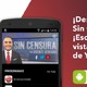 Podcast Sin Censura con @VicenteSerrano 040717