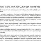 Ante la inactividad del sector, trabajadores de admisión y permanencia juninenses elavaron un proyecto al Gobierno de Ju
