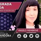 GEOMETRÍA SAGRADA CODIFICADA - Ángels Membrive ( The Ufology World Congress III 2019 )
