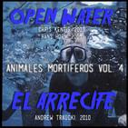 Aguas Turbias 58 - Animales mortiferos vol.4: Open Water 1, 2 y El arrecife