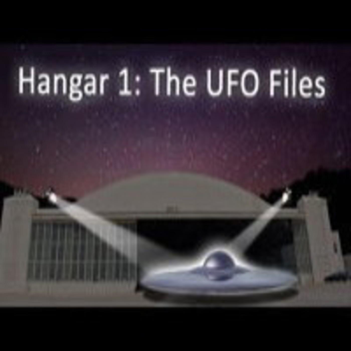 Hangar 1: Archivos extraterrestres (2014) -Serie completa-
