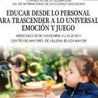 Este miércoles, día mundial de las Ciudades Educadoras