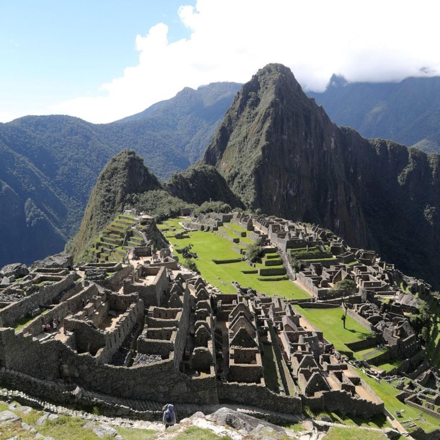 Ciudades perdidas: Los orígenes ocultos de Petra · Machu Picchu, la isla inca de las nubes