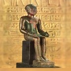 La tumba perdida de Imhotep