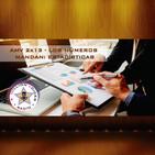 AMV - 2x13 - 02/12/2017 - Los Números Mandan : Estadísticas